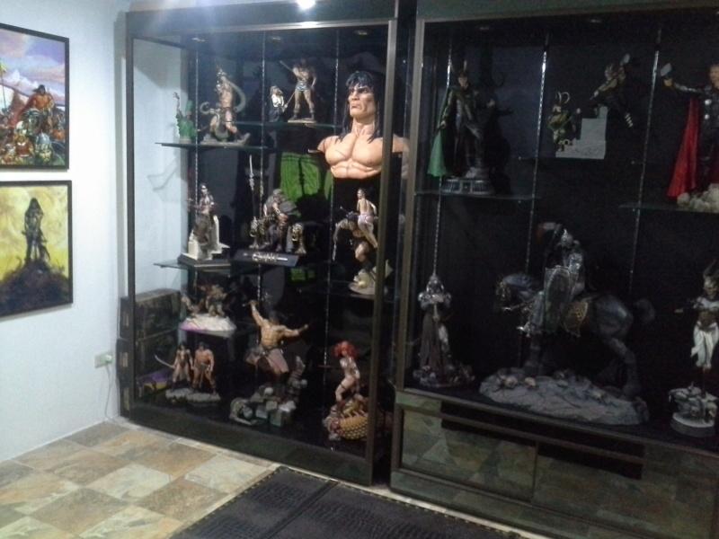 EXPOSITION JEAN FRISANO à ANGOULEME 20171110