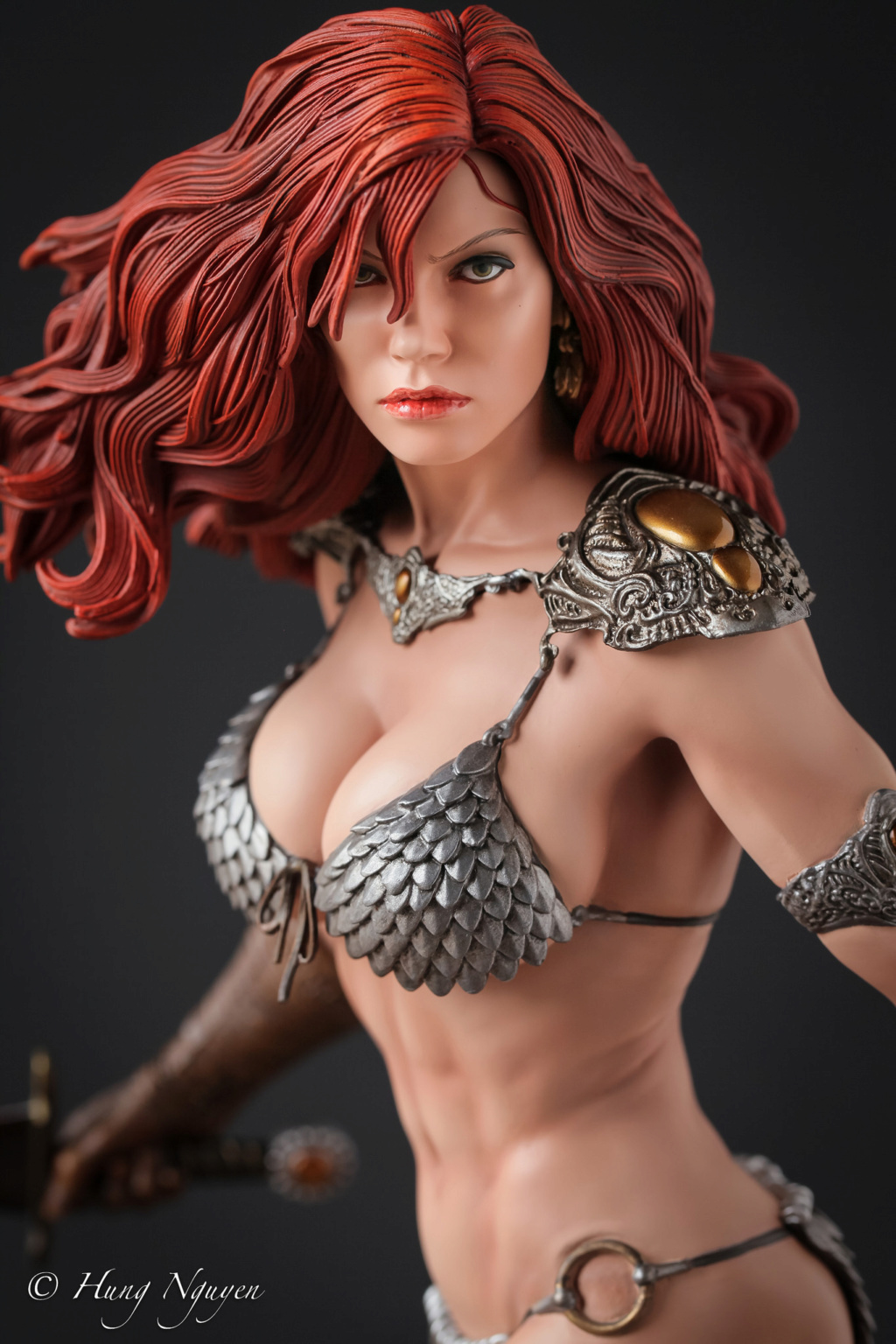 RED SONJA ' Queen Of Scavengers '  Premium Format 2017  - Page 3 32018011