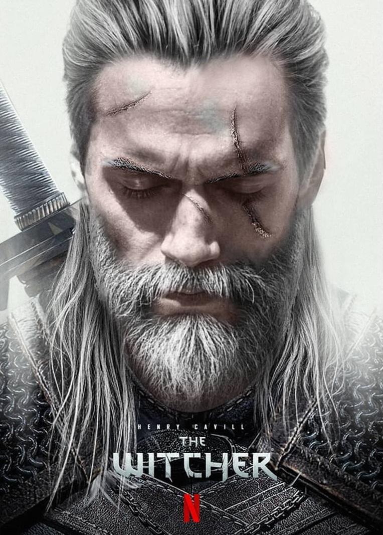 The Witcher  (Série Netfix)  37917710