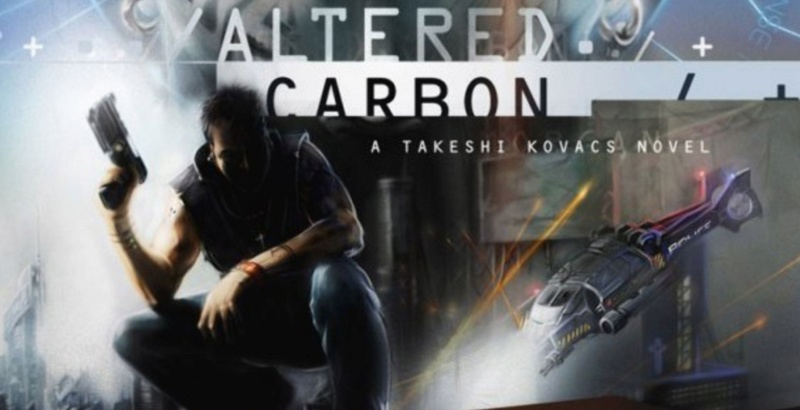 ALTERED CARBON - Nouvelle super série SF de Netflix 40199510