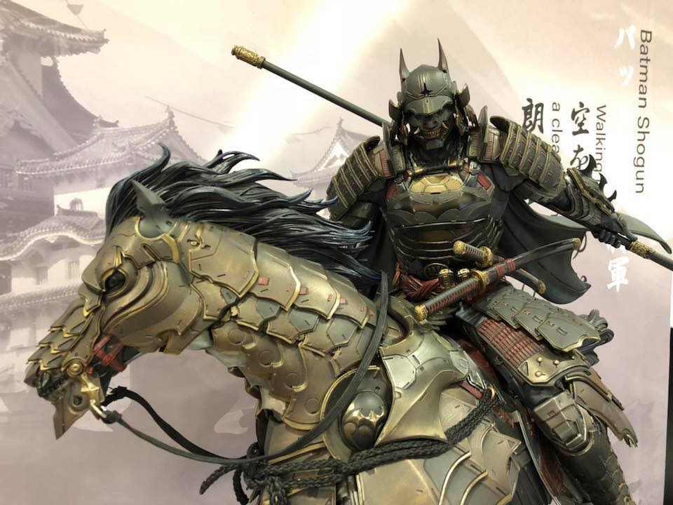 Samurai Series : Batman On Horse** 41151210
