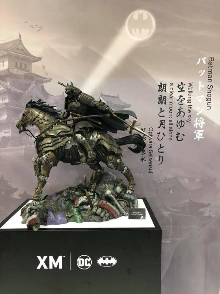 Samurai Series : Batman On Horse** 41345310