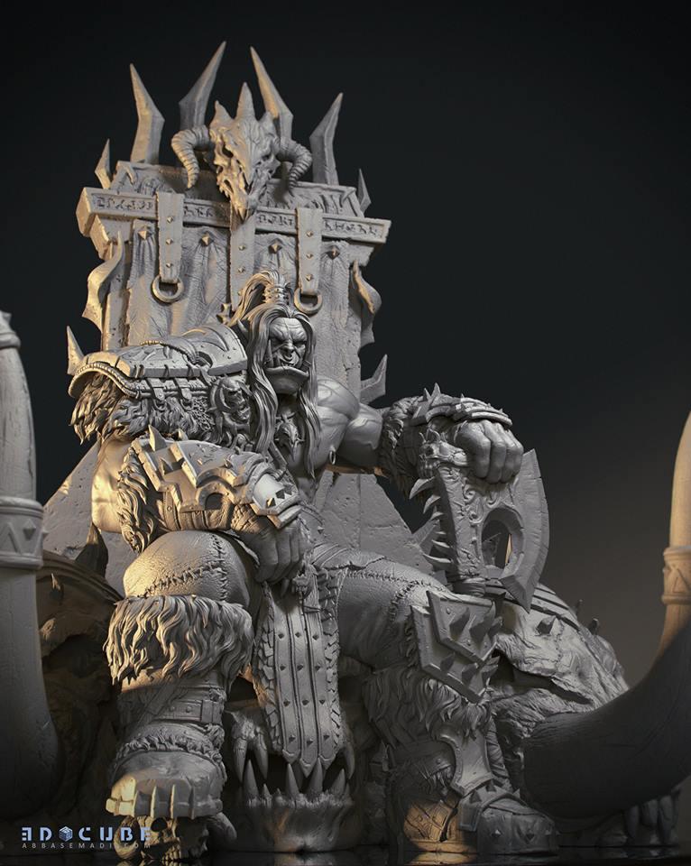 Statues et customs (créatures & Barbares) - Page 3 45801210