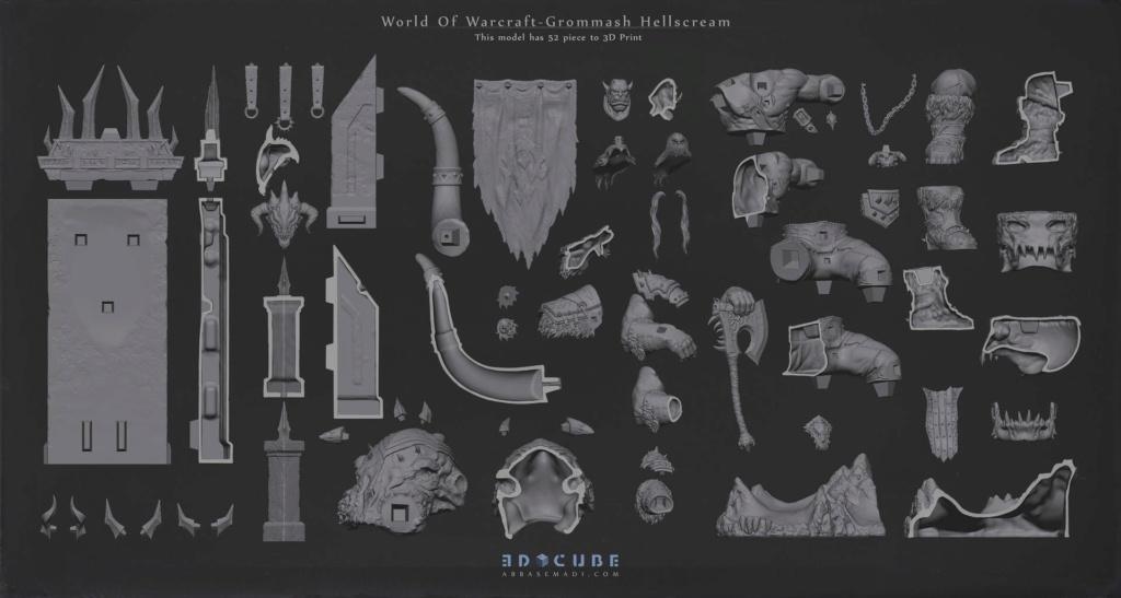 Statues et customs (créatures & Barbares) - Page 3 45846910