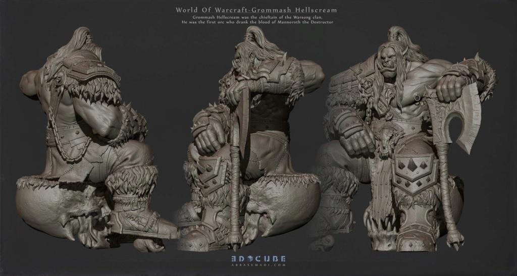 Statues et customs (créatures & Barbares) - Page 3 45885710
