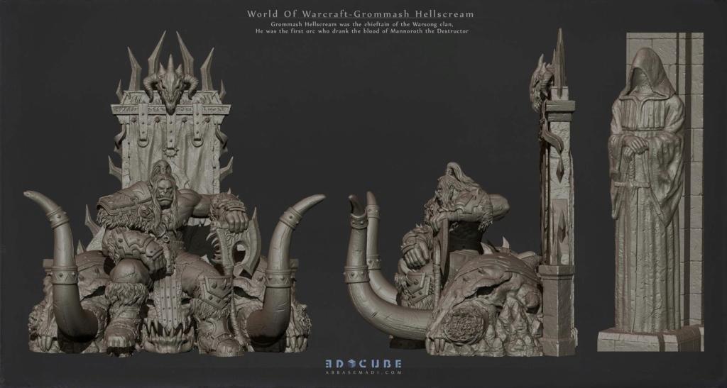 Statues et customs (créatures & Barbares) - Page 3 45917310