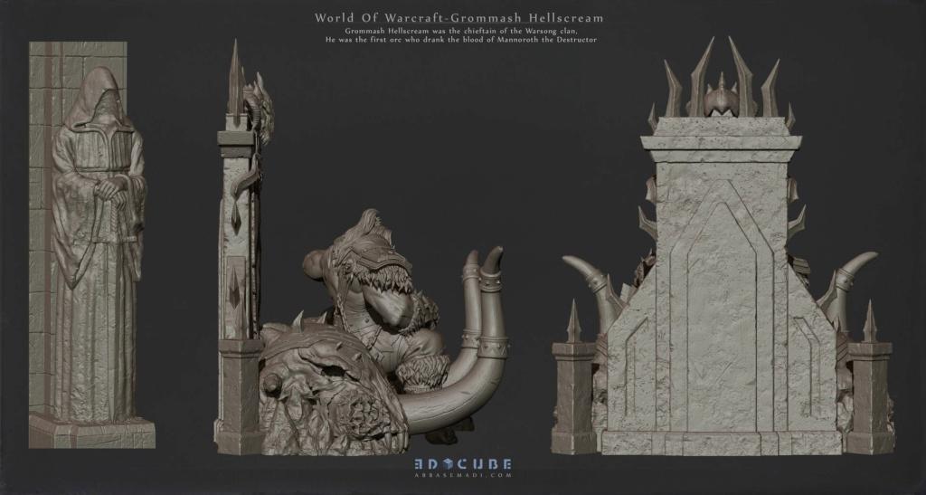 Statues et customs (créatures & Barbares) - Page 3 46049010