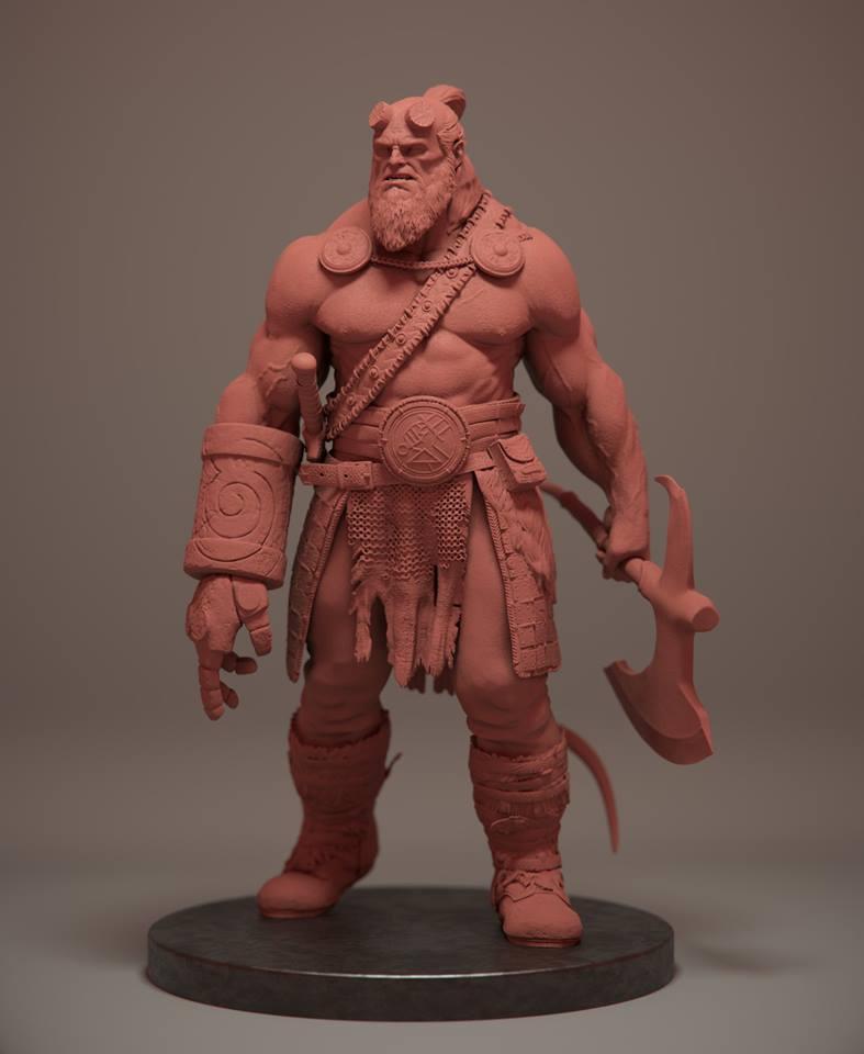 Statues et customs (créatures & Barbares) - Page 3 46961210