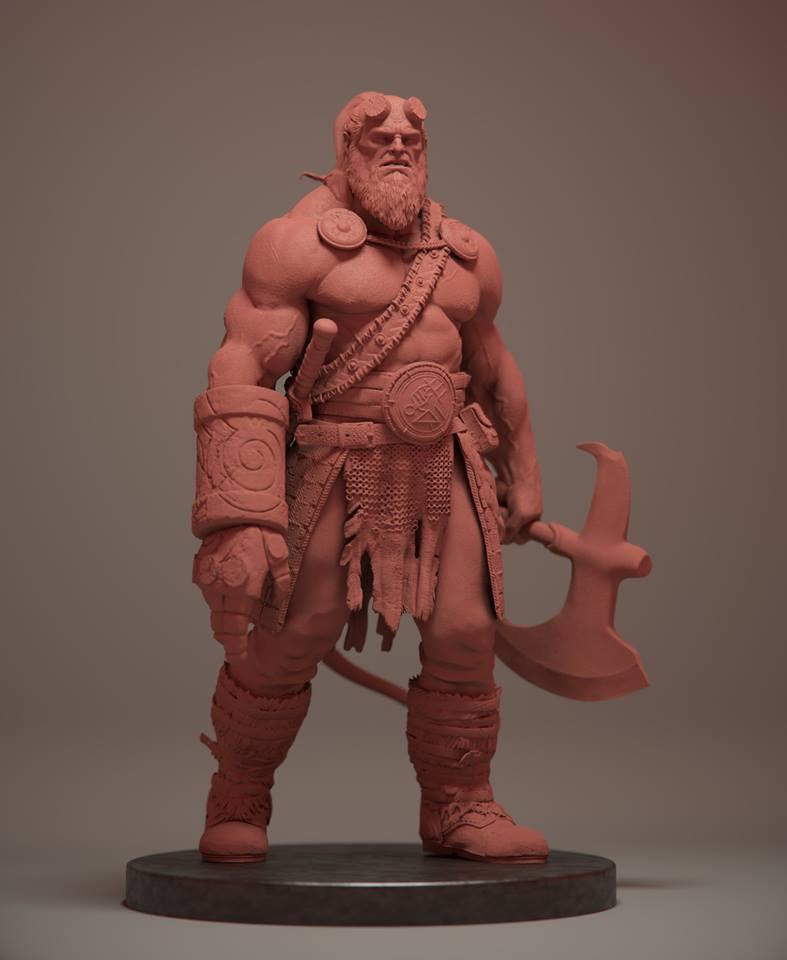 Statues et customs (créatures & Barbares) - Page 3 46970510