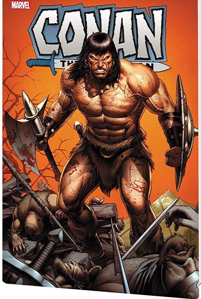 Conan, de retour chez Marvel ! 48390710