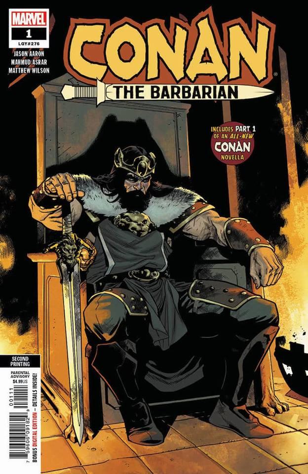 Conan, de retour chez Marvel ! 49384510