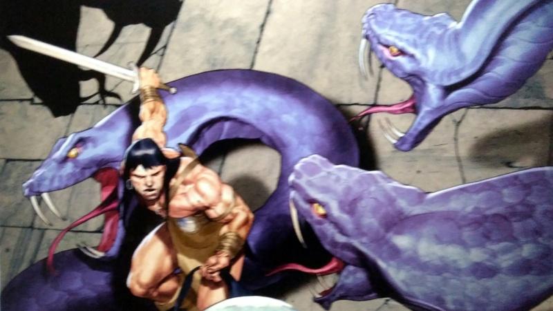 Conan, de retour chez Marvel ! 49464910
