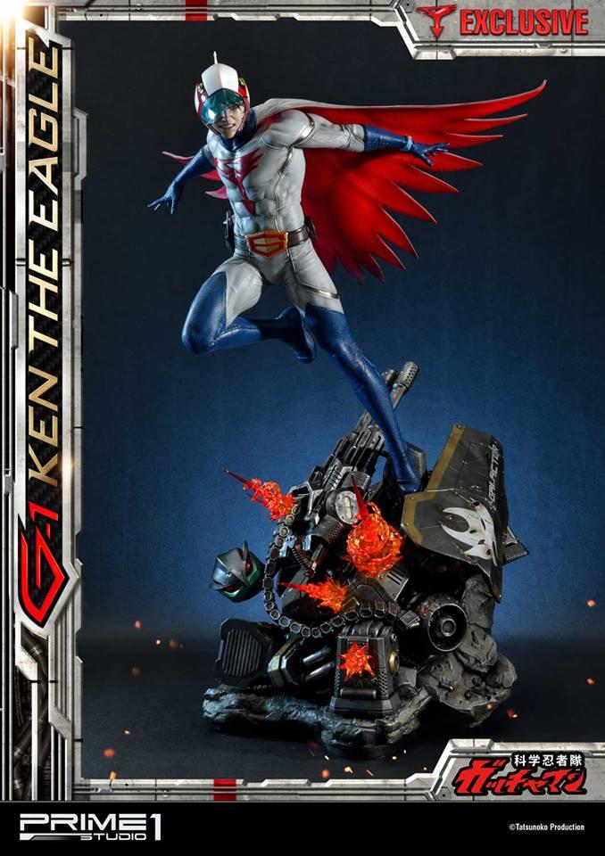 Gatchaman:  G-1 Ken the Eagle  49575710