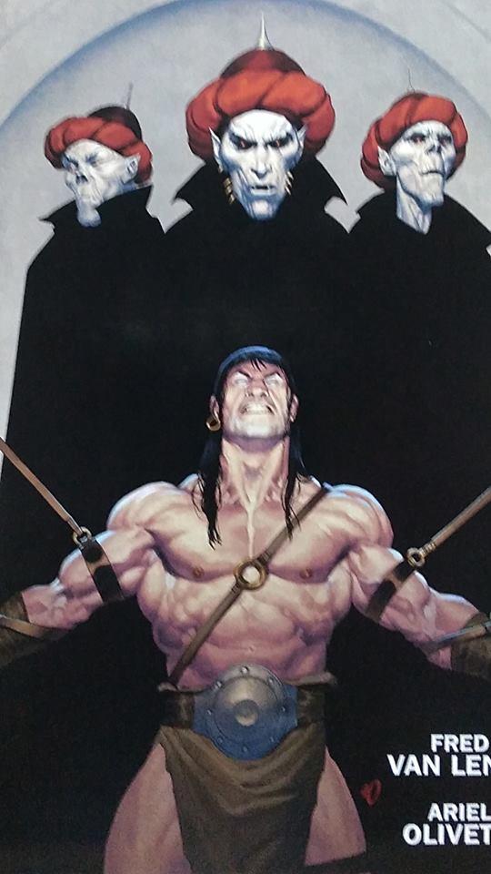 Conan, de retour chez Marvel ! 49587710