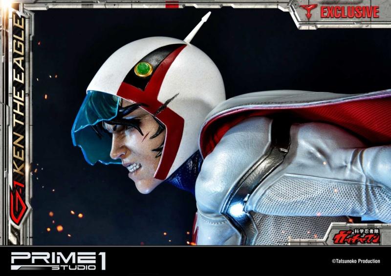 Gatchaman:  G-1 Ken the Eagle  49603410