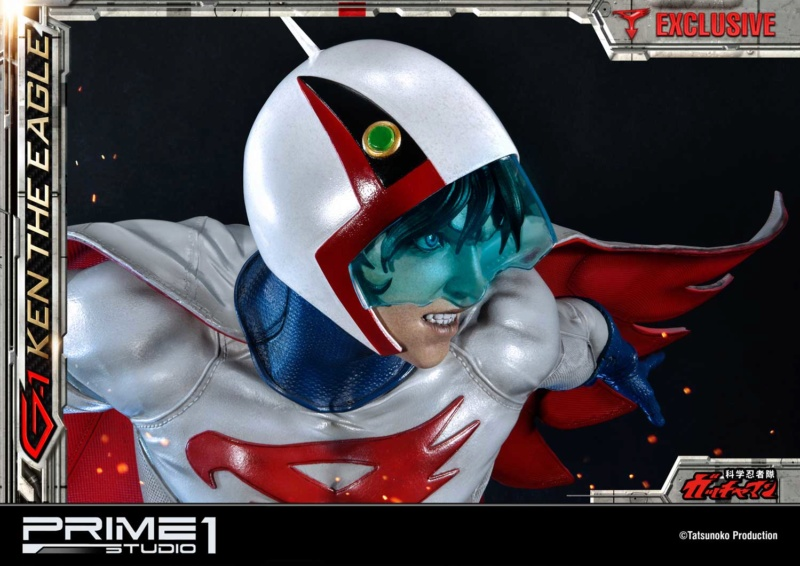 Gatchaman:  G-1 Ken the Eagle  49627710