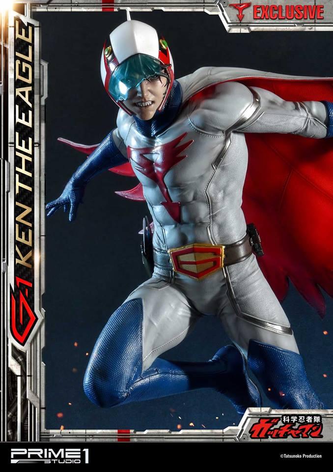 Gatchaman:  G-1 Ken the Eagle  50078610