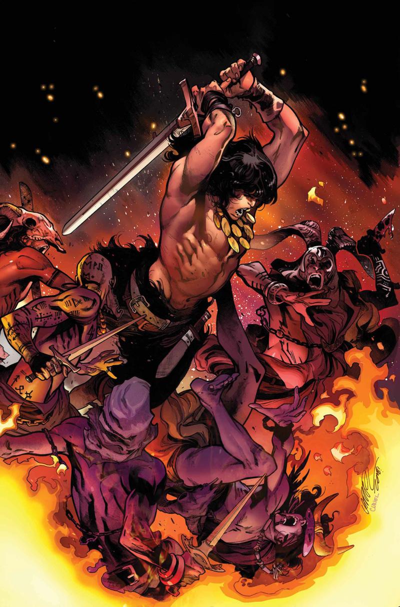 Conan, de retour chez Marvel ! 73834710