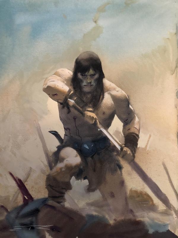 Conan, de retour chez Marvel ! 9gyzff10