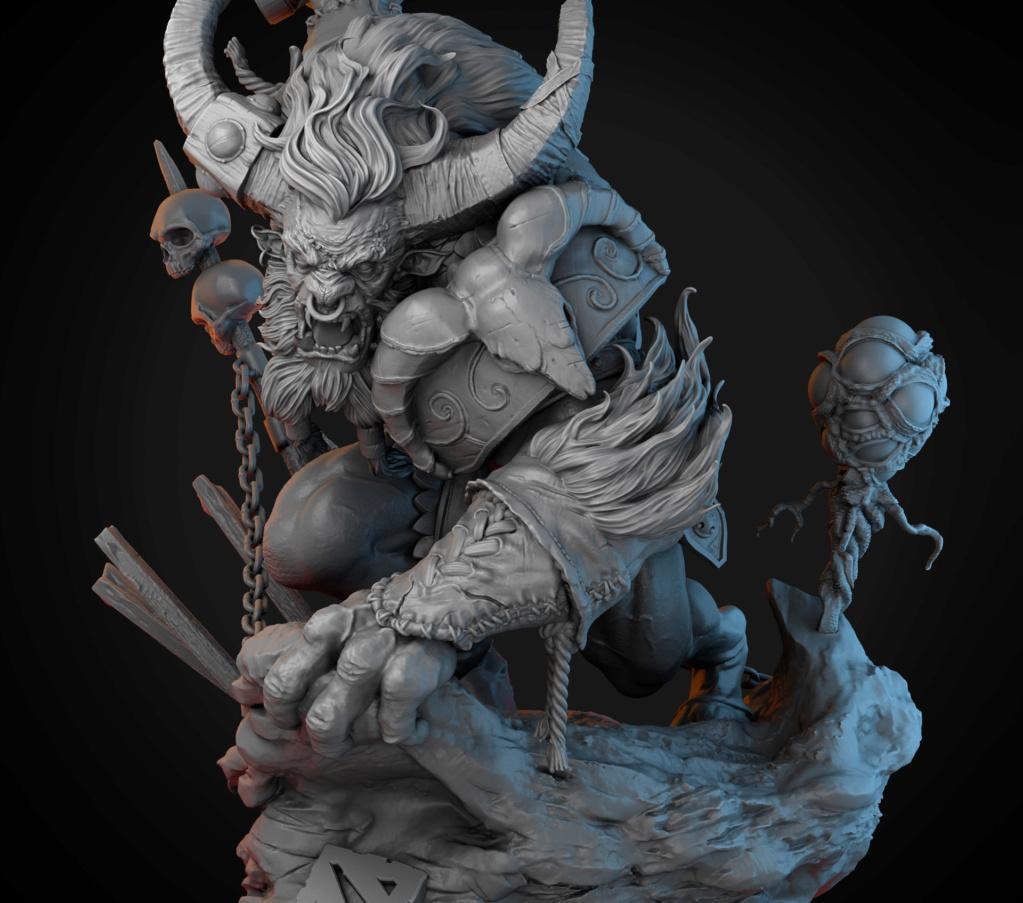 Statues et customs (créatures & Barbares) Andre-25