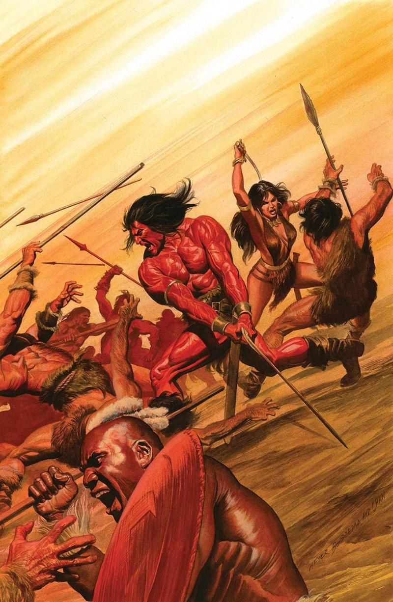 Conan, de retour chez Marvel ! Cover_11
