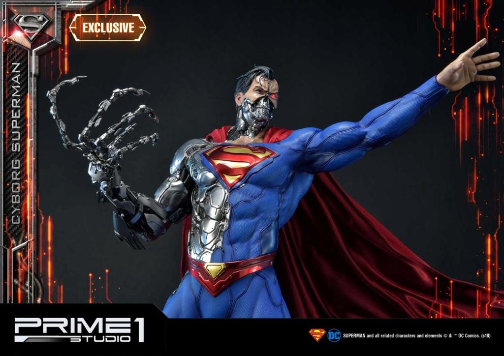 Cyborg Superman Cyborg19