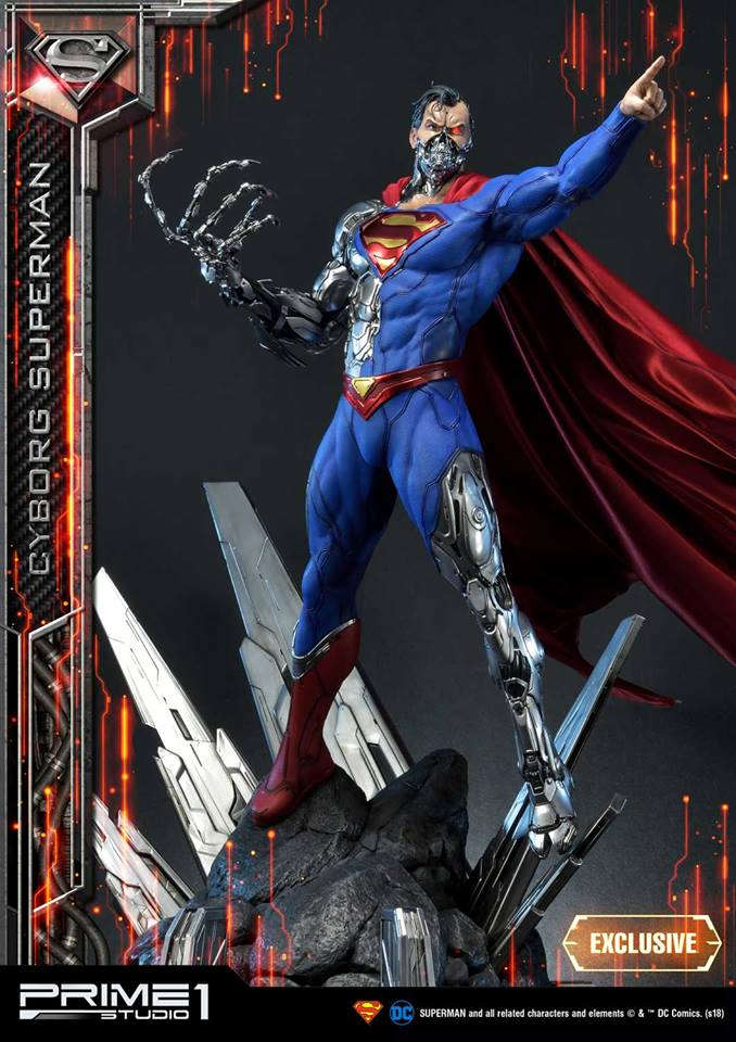 Cyborg Superman Cyborg21