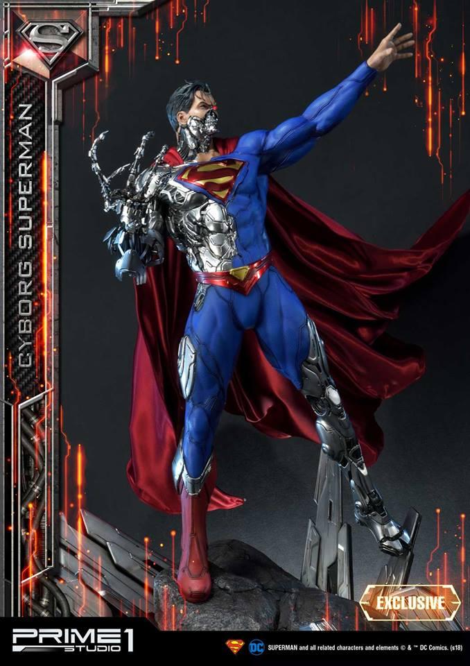 Cyborg Superman Cyborg22