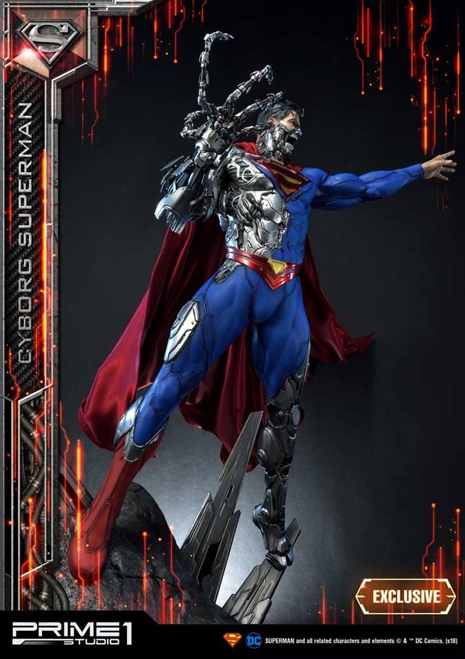 Cyborg Superman Cyborg24