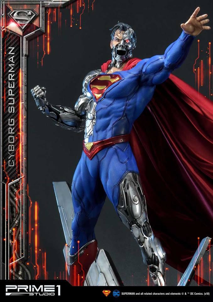 Cyborg Superman Cyborg26