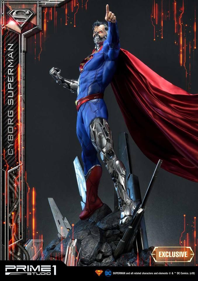 Cyborg Superman Cyborg28