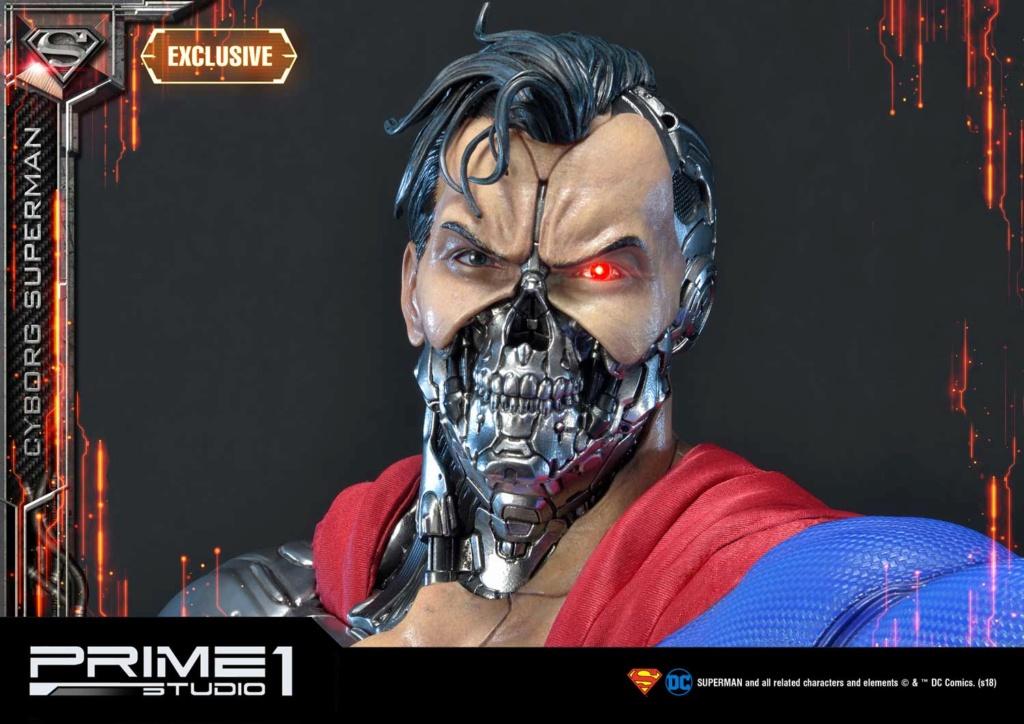 Cyborg Superman Cyborg31