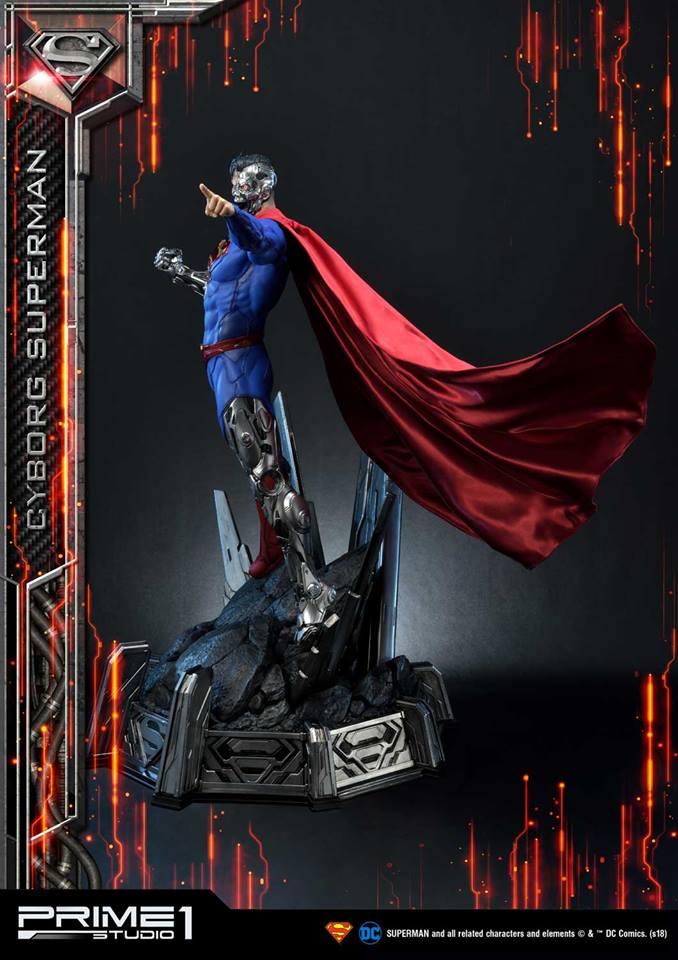 Cyborg Superman Cyborg32