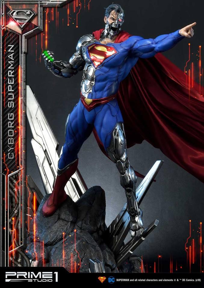 Cyborg Superman Cyborg37
