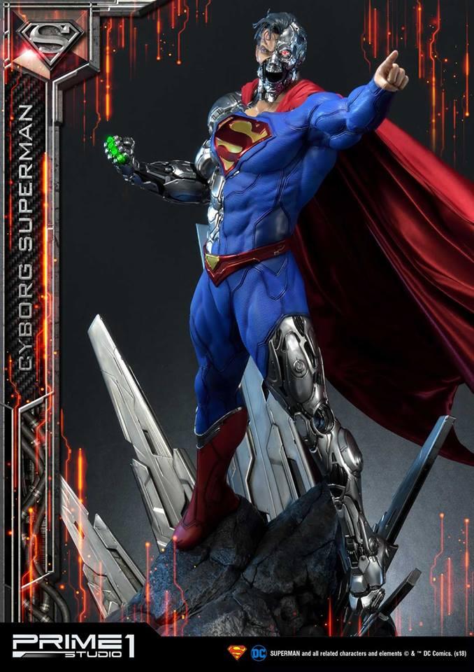 Cyborg Superman Cyborg38