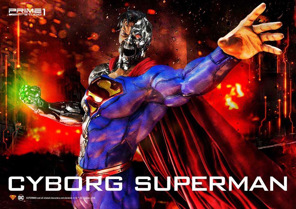 Cyborg Superman Cyborg39