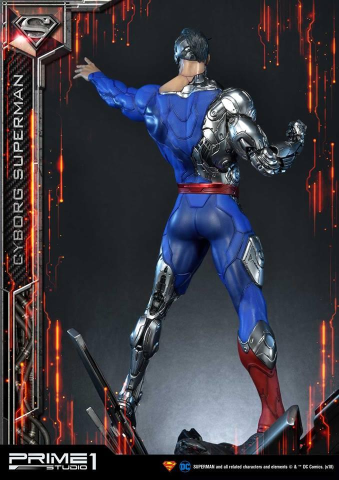 Cyborg Superman Cyborg42