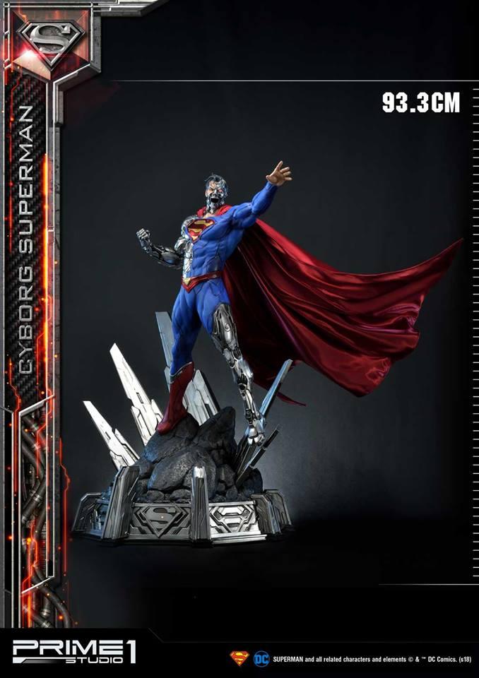 Cyborg Superman Cyborg43