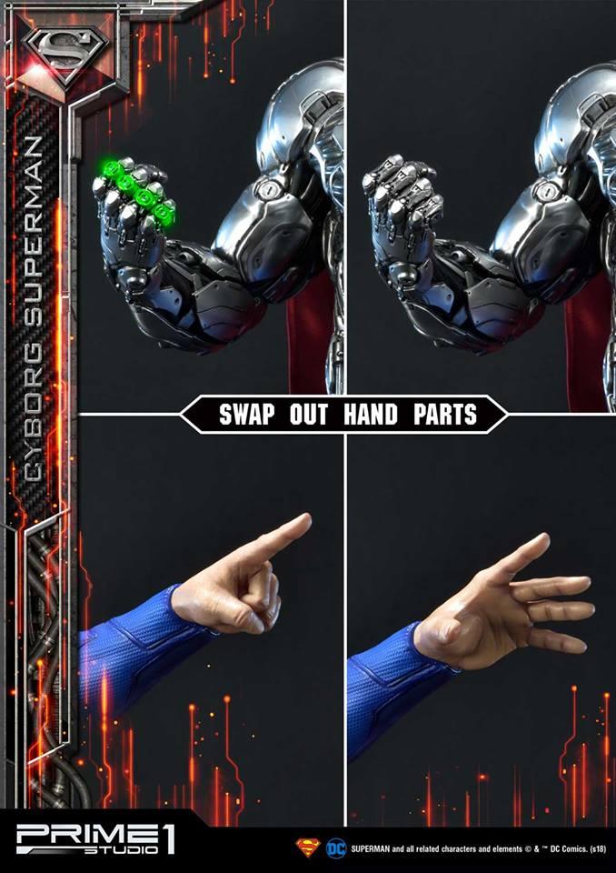 Cyborg Superman Cyborg44