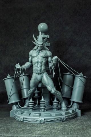 Artiste sculpteur: Daniel Bel Daniel12