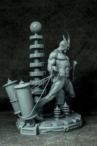 Artiste sculpteur: Daniel Bel Daniel13
