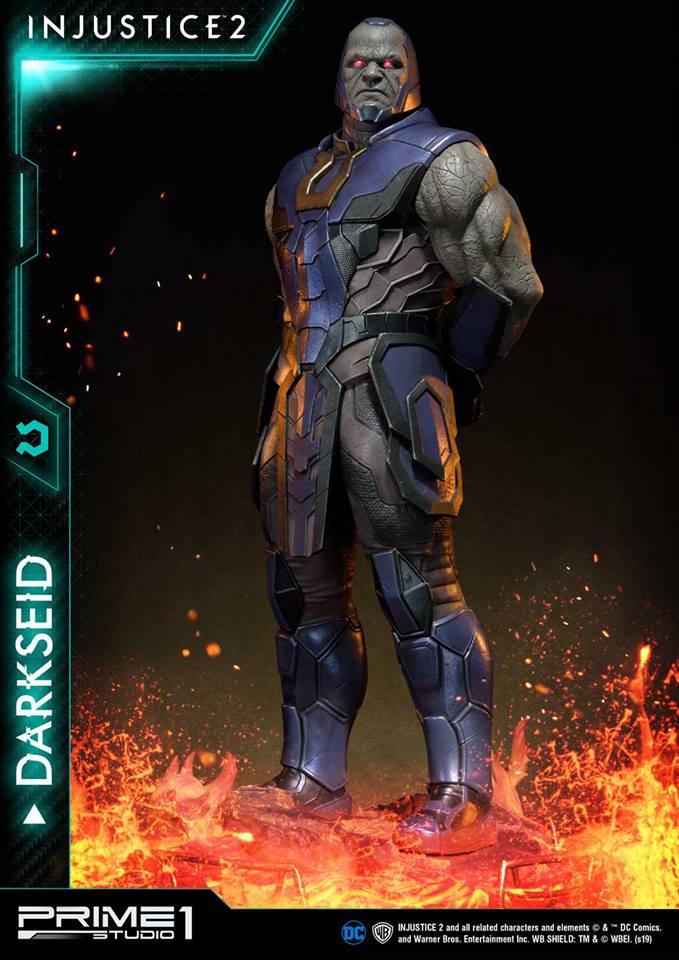 DC Comics -  Darkseid  Injustice II   1/4 Darkse16