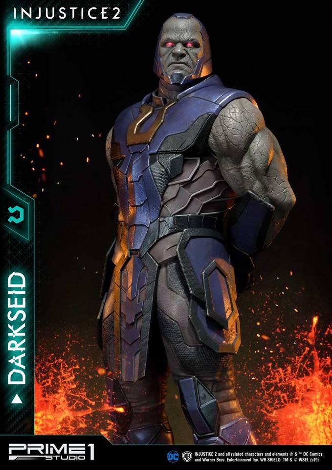 DC Comics -  Darkseid  Injustice II   1/4 Darkse17