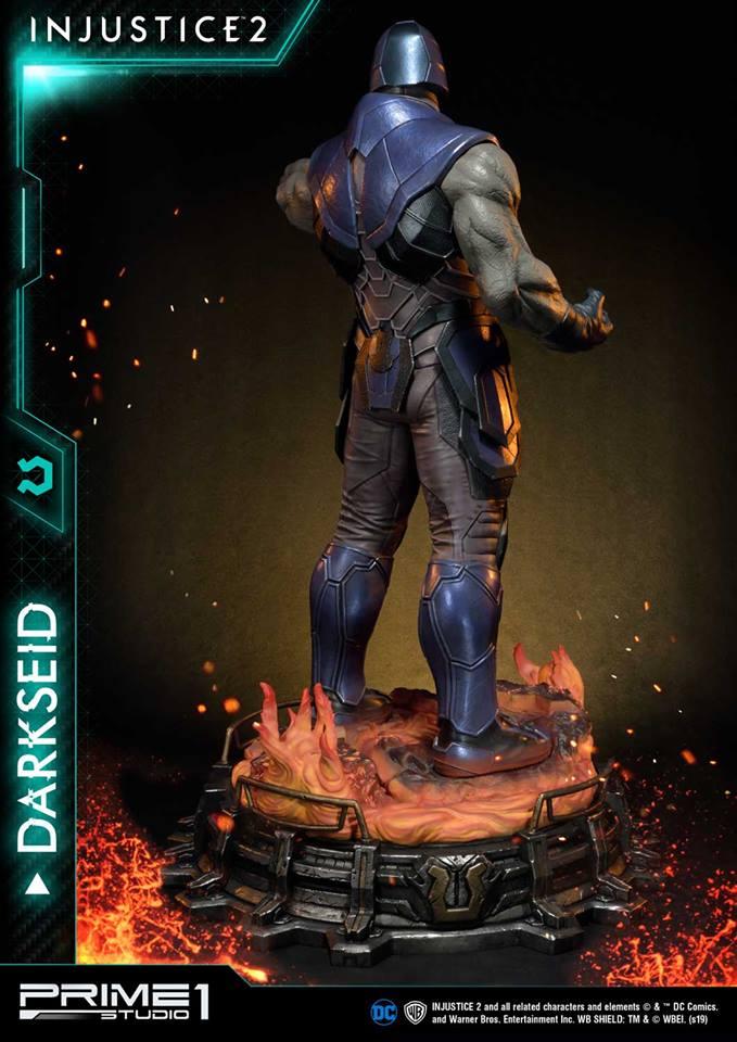 DC Comics -  Darkseid  Injustice II   1/4 Darkse18