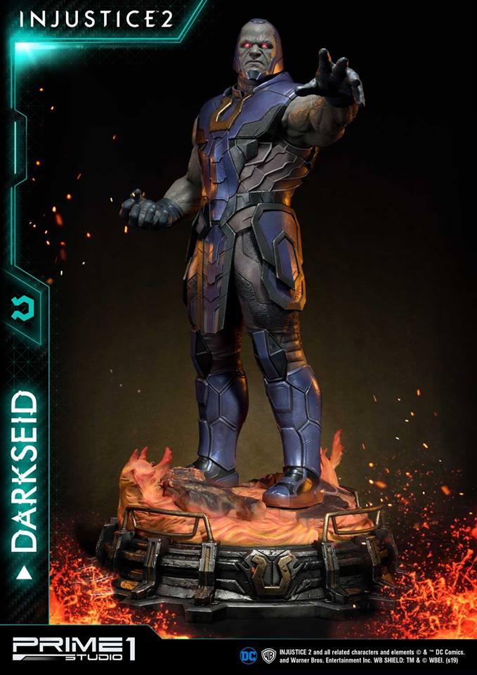 DC Comics -  Darkseid  Injustice II   1/4 Darkse19