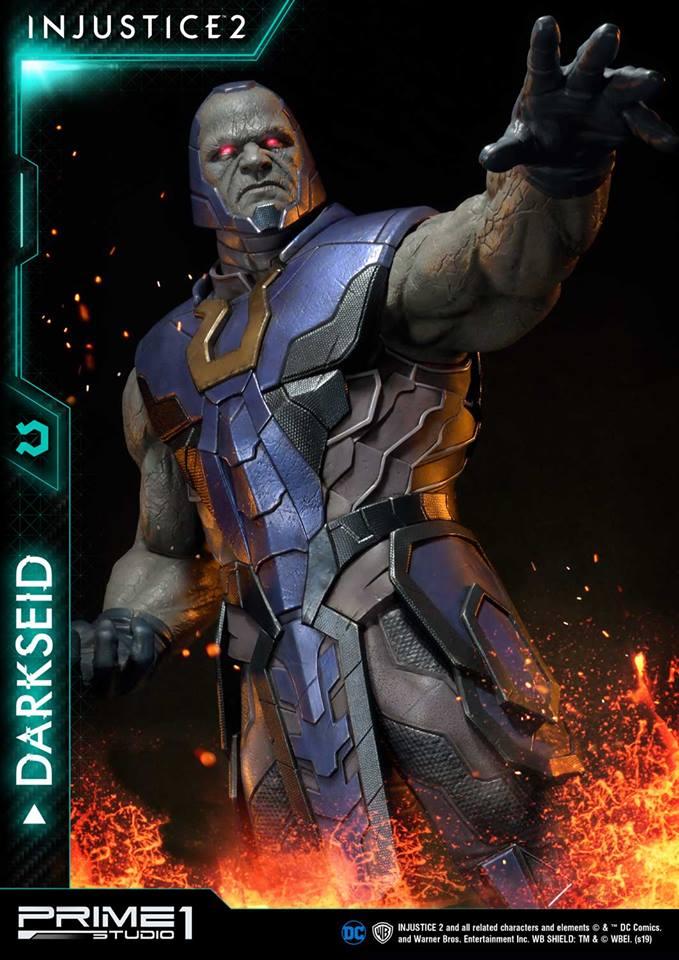 DC Comics -  Darkseid  Injustice II   1/4 Darkse20