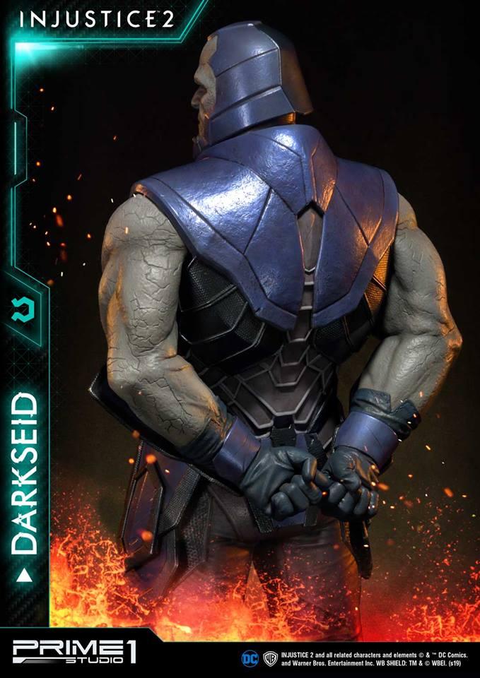DC Comics -  Darkseid  Injustice II   1/4 Darkse21