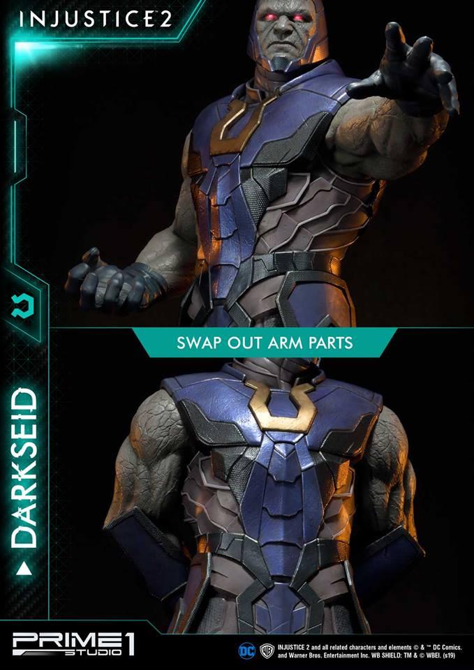 DC Comics -  Darkseid  Injustice II   1/4 Darkse22