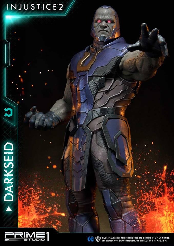 DC Comics -  Darkseid  Injustice II   1/4 Darkse24
