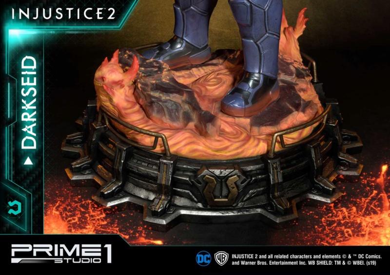 DC Comics -  Darkseid  Injustice II   1/4 Darkse25